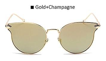 df07527a957 BranXin(TM) New Fashion Luxury Cat Eye Sunglasses Women Brand Designer  Mirror Vintage Cateye