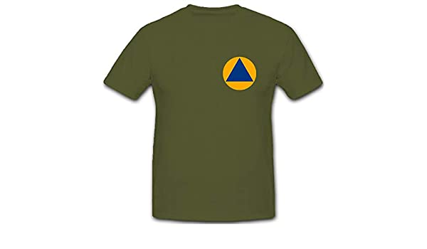 El Internacional – signo de la protección Civil – Camiseta # 5999: Amazon.es: Ropa y accesorios
