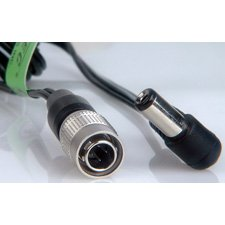 Hirose HR10A 4Pin Male to 2.1mm DC Plug - DC OUT Power Cable 3Ft-by-tecnec