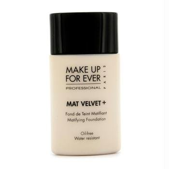 Price comparison product image Make Up For Ever Mat Velvet + Matifying Foundation - #20 (Ivory) 30ml/1.01oz