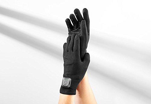 Vibrating Arthritis Gloves - Medium by Brownmed, Inc