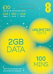 EE Orange Triple SIM Card (UK) ()