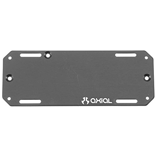 - Axial AX30483 Radio Plate for AX10 Scorpion