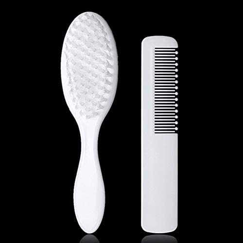 Baby Comb Brush Newborn Massage Portable ABS Hair Grooming Hair Care Simple Soft Infant Scalp Ringworm Remove Baby Care Set