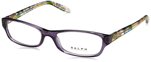 Ralph by Ralph Lauren - RA 7040,Géométriques acétate femme Violet Clear