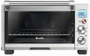 Breville BOV670BSS Smart Oven Compact Convection, Brushed Stainless Steel