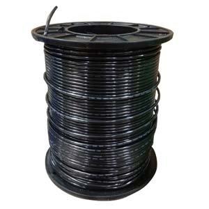 THHN 10AWG Stranded 500Ft Black Reel