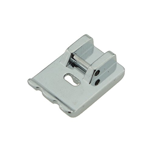 Double Piping - Dream Stitch-Double welting Foot-Sewing Machine Piping Presser Foot For Babylock,Elna,JANOME,Kenmore,PFAFF,Viking/Huskystar,NECCHI - 200002008