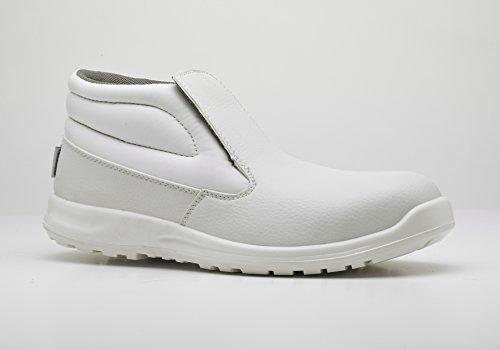 Parade 07sandy * 9897zapato de seguridad de alta blanco, Blanco, 07SANDY*98 97 PT47