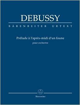 ドビュッシー: 交響詩「牧神の午後への前奏曲