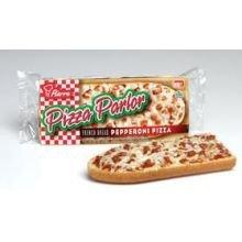 Advance Pierre Pizza Parlor Pepperoni French Bread Pizza, 8 inch - 24 per case.