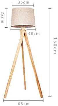NO BRAND Lámpara De Pie Led Salón Dormitorio Creativo IKEA Estudio ...