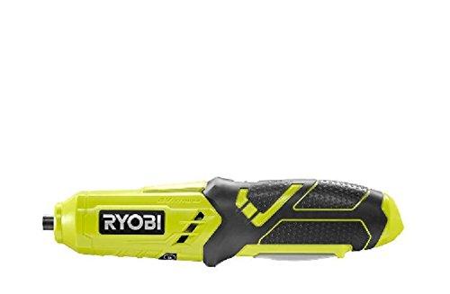 (Ryobi 4-Volt Lithium Screwdriver)