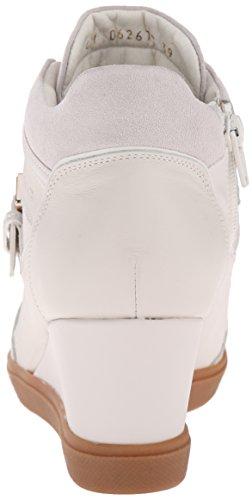 Calzado deportivo para mujer, color Blanco , marca GEOX, modelo Calzado Deportivo Para Mujer GEOX D ELENI Blanco