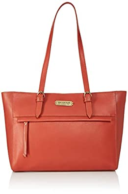 Isle Locada by Hidesign Women's Handbag (Orange)
