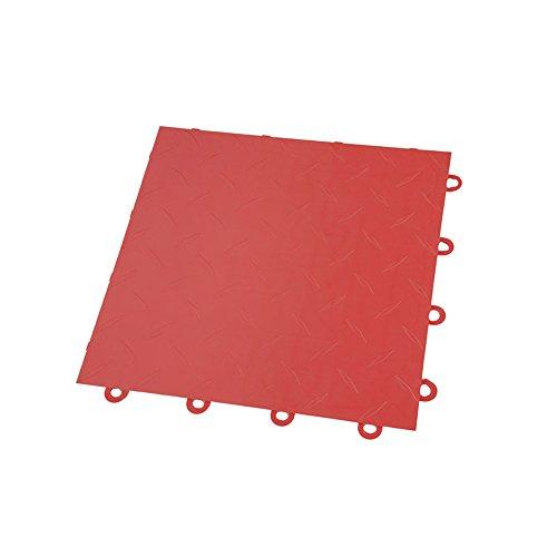 - IncStores Diamond Nitro Garage Tiles 12