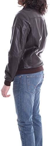 EMANUELE CURCI Luxury Fashion Uomo LUCIANONP1000BROWN Marrone Pelle Giacca Outerwear | Primavera-Estate 20  RobL5