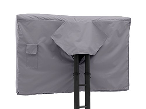 67 Charcoal (65-68 Inch Screen Size: Outdoor Full TV Cover Elite Charcoal)