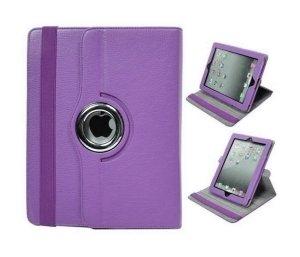 4 2 Drehbarer Halterung Schutzhülle nbsp;violett 1 Tablet 3 nbsp;tasche Ipad WBCxX6Rn