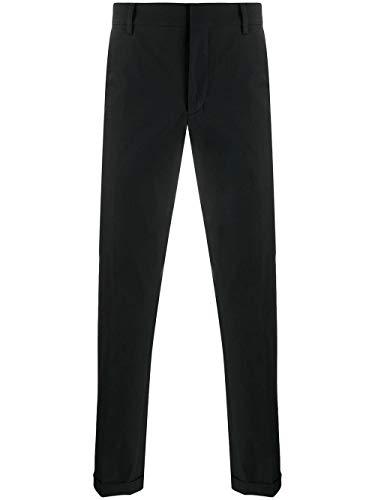 Prada Men's Spd91s1721unyf0002 Black Polyester Pants