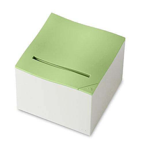 Green Thermal Printer Cartridge - MANGOSLAB nemonic INKLESS Sticky-Note Printer - Green