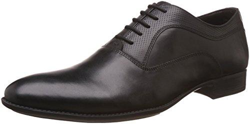 Bata Men's Bran Leather Formal Shoes
