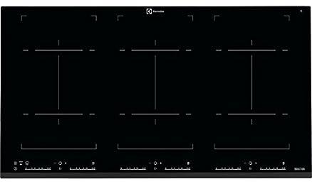 Electrolux EHH9967FOZ Piano di cottura ad induzione, Nero: Amazon ...