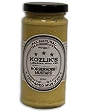 Kozlik's Kozlik's Horseradish Mustard, 250 milliliters