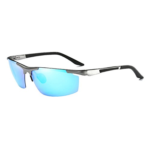 Advanced Trendy Personality Polarized Uv Protection Sport Riding - Ballistic Sunglasses Review