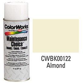Krylon Industrial Colorworks Enamel Almond - Lot of - Best Industrial Enamel Alkyd
