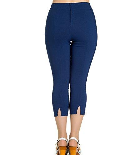 multicolore Bunny multicolore Bleu Bleu Femme multicolore Jeans Hell wIqn7H8w