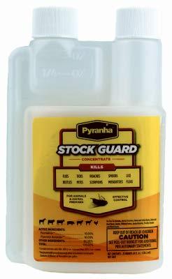 (Pyranha Stock Guard Concentrate 8oz)