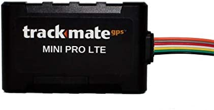 TrackmateGPS Mini PRO LTE 4G GPS Tracker, Vehicle/Motorcycles, Hardwired, Verizon/T-Mobile/AT&T Coverage. Plans from $9.99/M. No Contract. Accident Detection, Ignition Kill. US Customer Service.