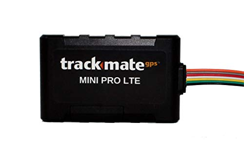 TrackmateGPS MINI PRO LTE 4G GPS Tracker, Vehicle/Motorcycles, Hardwired, T-Mobile/AT&T coverage. Plans from $9.99/M. No…
