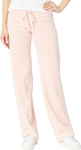 Juicy Couture Women's Mar Vista Velour Pants Sugared Icing Petite/X-Small 33 - Juicy Velour Pants