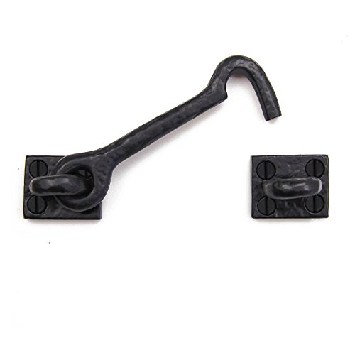 (Iron Valley - 4.5'' Cabin Hook - Cast Iron)