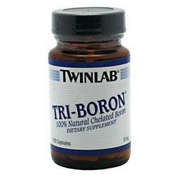 Twinlab - Tri-Бор 3 мг. - 100 Капсулы