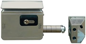 VIROV09 - Cerradura eléctrica para puertas correderas 7905: Amazon.es: Bricolaje y herramientas