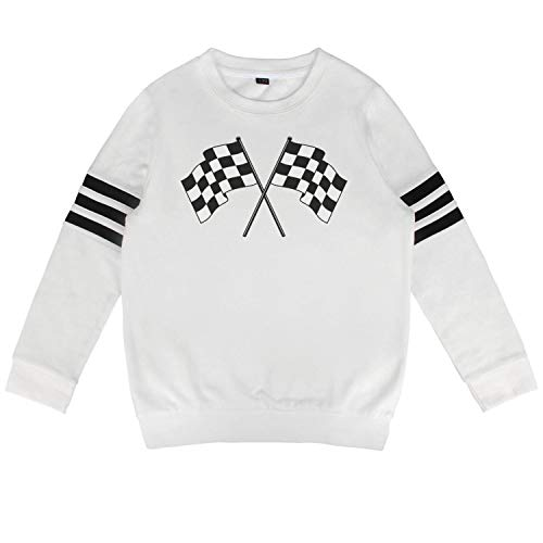 (KDADAQP Fleece Hoodie Kids Boys Girls Sweatshirt)