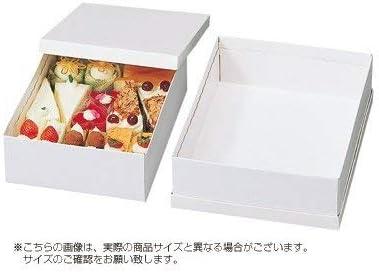 パッケージ中澤 ケーキ箱 Y.Cボックス 8×10