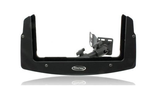 Padholder Edge Series Premium Tablet Dash Kit 2004-2012 Nissan Armada & Titan with Console Shift for iPad & Other Tablets by PADHOLDR (Image #5)