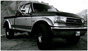 89 ford f150 fender flares - 1
