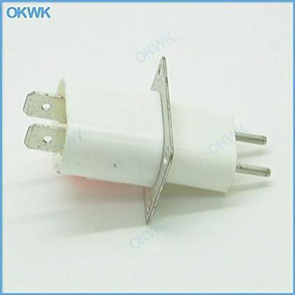 OKWK Original - Enchufe magnético para microondas y horno, no ...