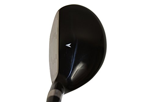 Majek Golf Petite Senior Lady #6 Hybrid Lady Flex Right Handed New Rescue Utility''L'' Flex Club (Petite - 5' to 5'3'') by Majek Golf (Image #4)