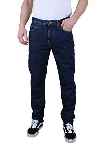 Uomo rd46 Jeans Lee Slim Dark Stonewash aqwS4SEHx