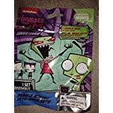 Zims Head - Invader Zim Original Minis Bobble-head Blind Bag (1 figure per bag)