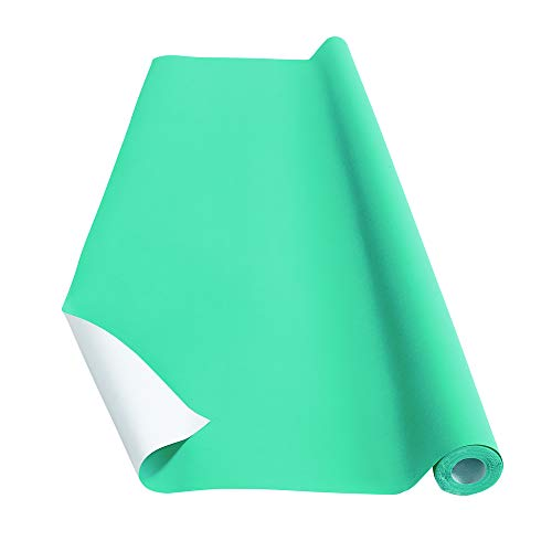 Turquoise Colorations Prima-Color Fade-Resistant Paper Roll, 48