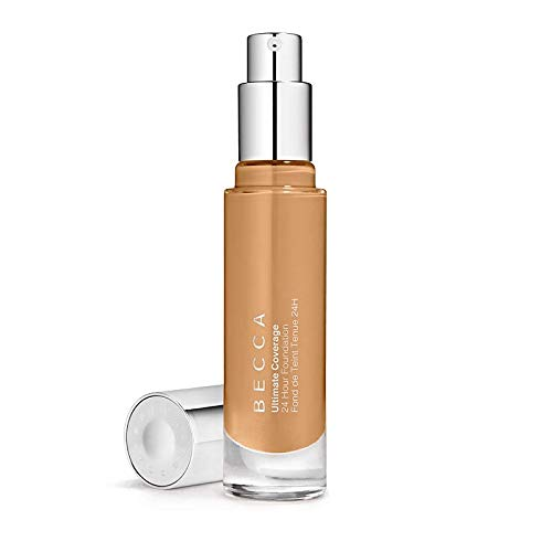 BECCA Ultimate Coverage 24 Hour Foundation - Noisette 1.01 ounces (Best 24 Hour Foundation)