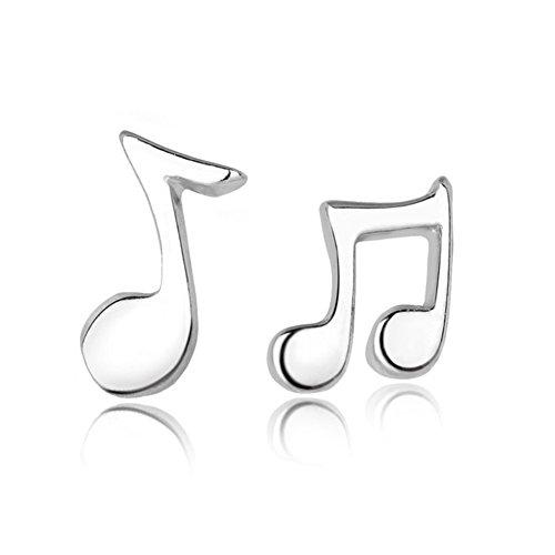 ER1210079C1 Silver Folk-Custom Heart-Shaped Plating Women's Earring