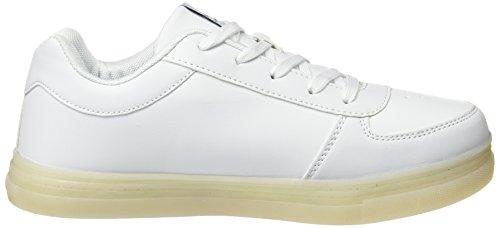 Beppi Unisex-Erwachsene Casual 2153345 Turnschuhe Weiß (White)